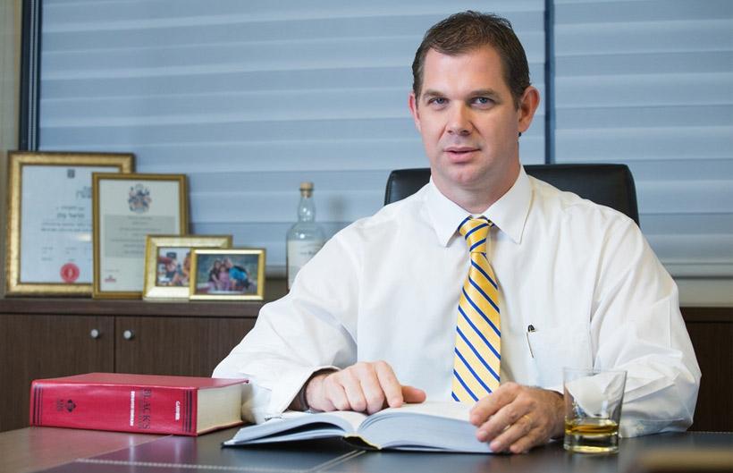 תמונה של הראל פלג - עורך דין חוזים והסכמים